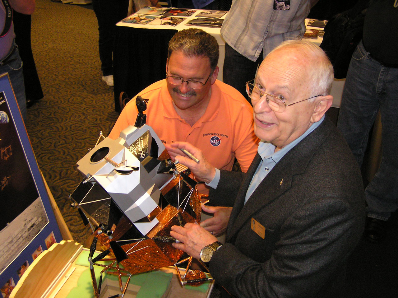 Reflections: Astronaut Scholarship Foundation Autograph ...