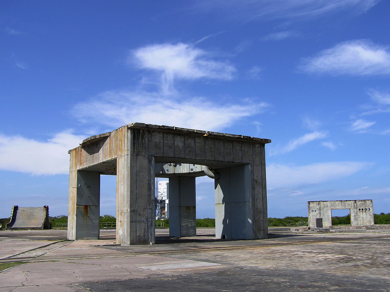 Kennedy Space Center Tours Up Close Then And Now CollectSPACE - Cape canaveral tours