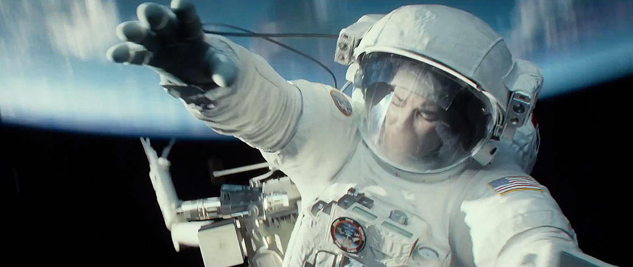 """Alfonso Cuarón's """"Gravity"""" film: mission patches ..."""