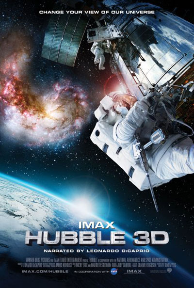 Warner Bros / IMAX Hubble 3D (March 2010) - collectSPACE ...