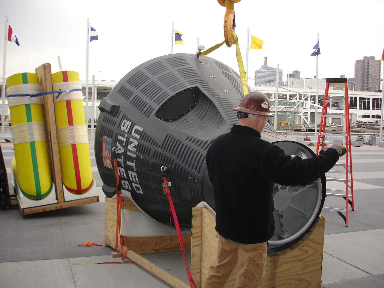 liberty bell 7 spacecraft model - photo #9