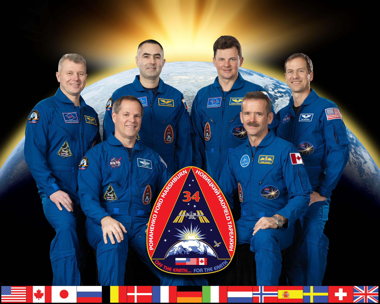 names of crew member of nasa - photo #9