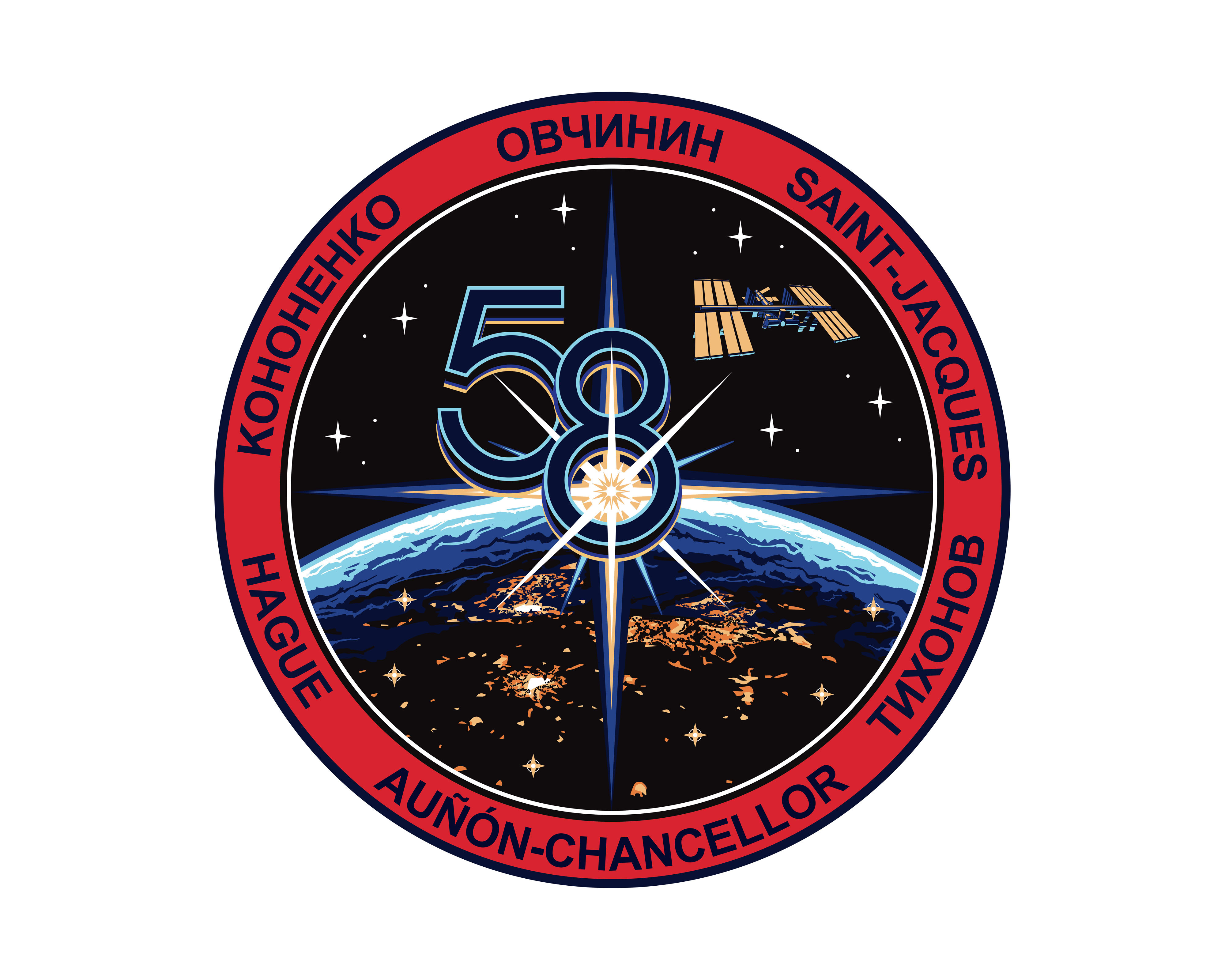Space 1999 patches.