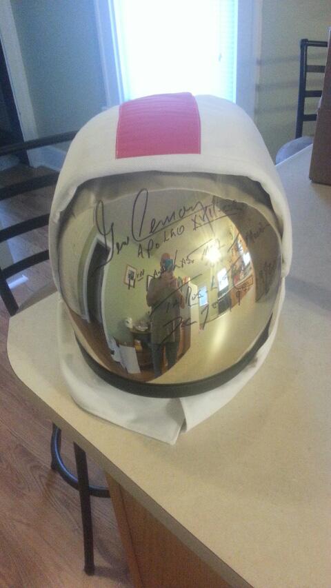 apollo 13 astronaut helmet - photo #28