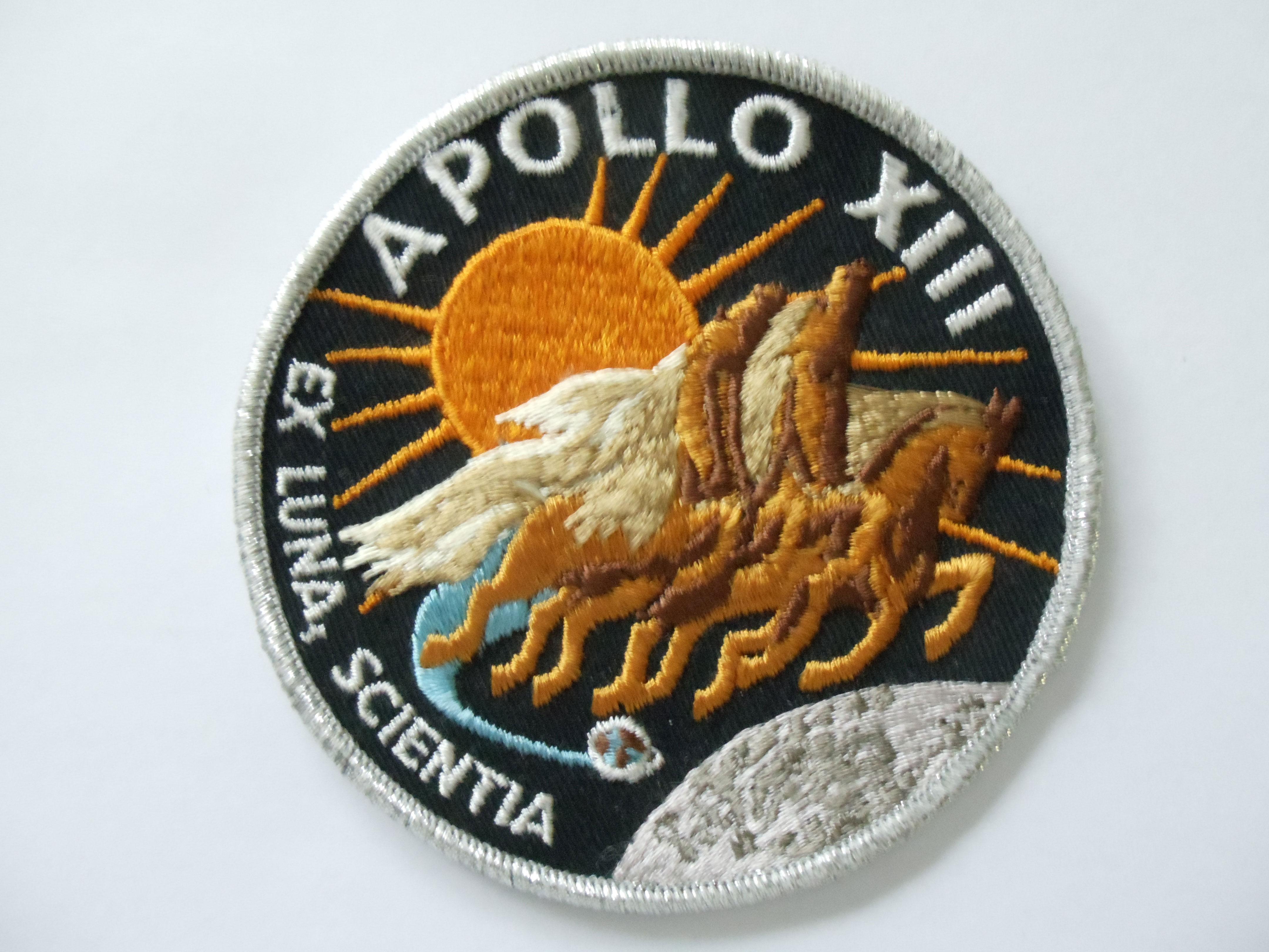 apollo mission patches - HD4320×3240