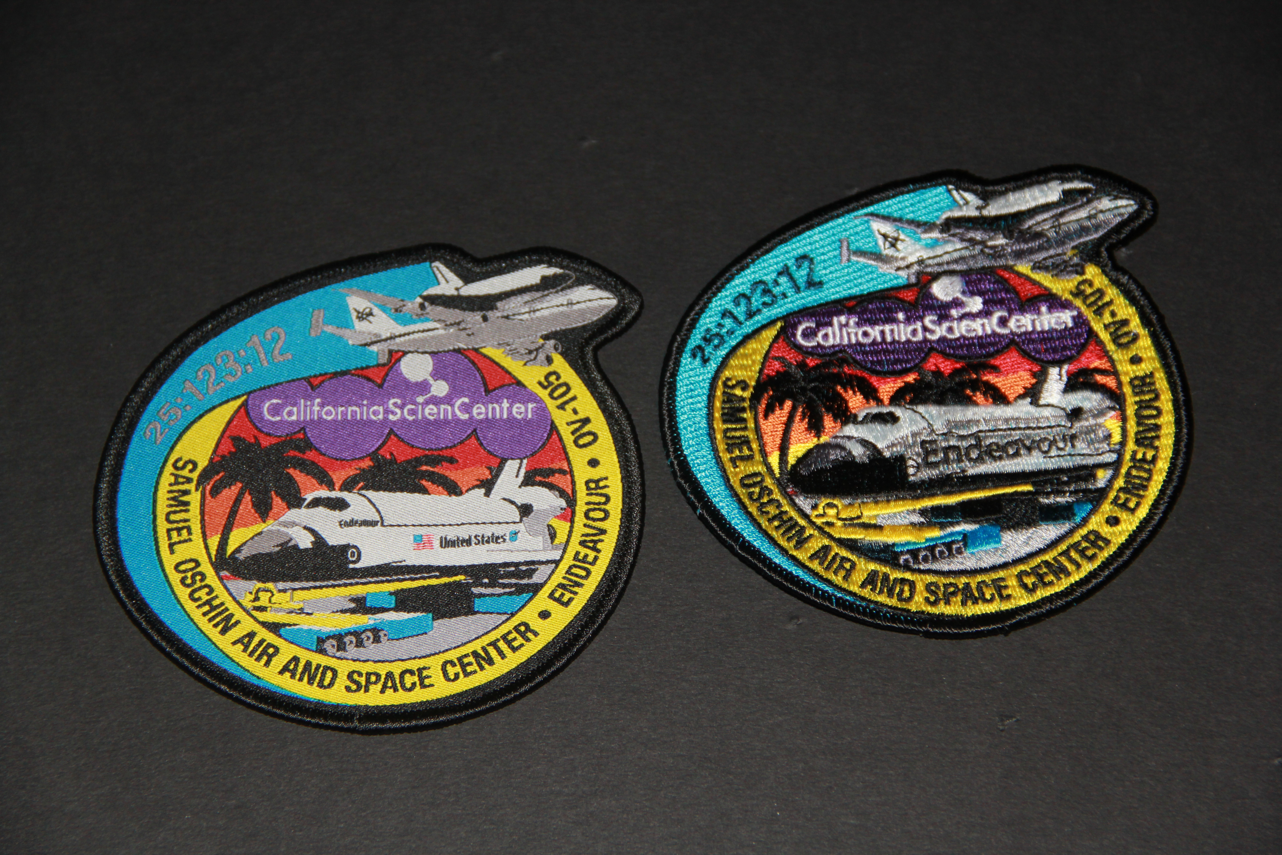 cooper space mission patches - photo #40