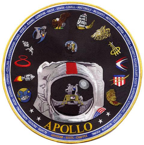 apollo space badges - photo #35