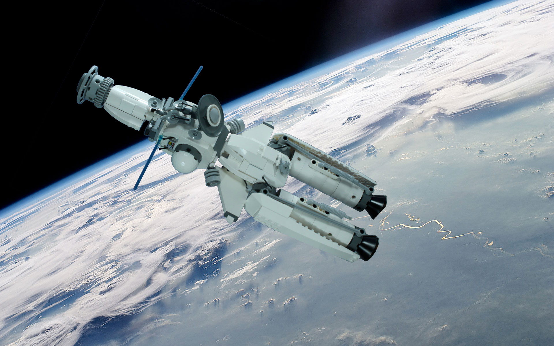 "LEGO ""NASA's Missions: Imagine and Build"" contest ..."