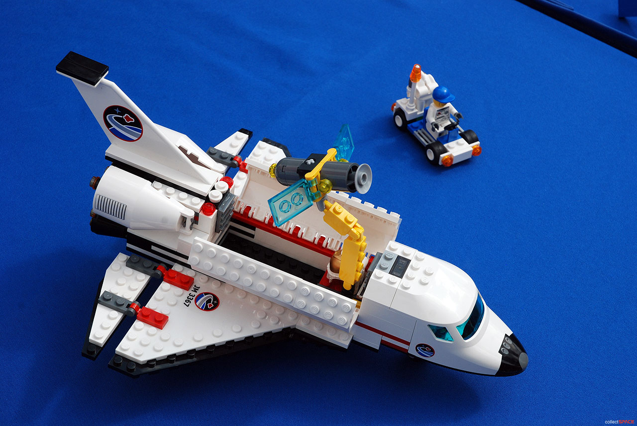 lego space shuttle a - photo #38