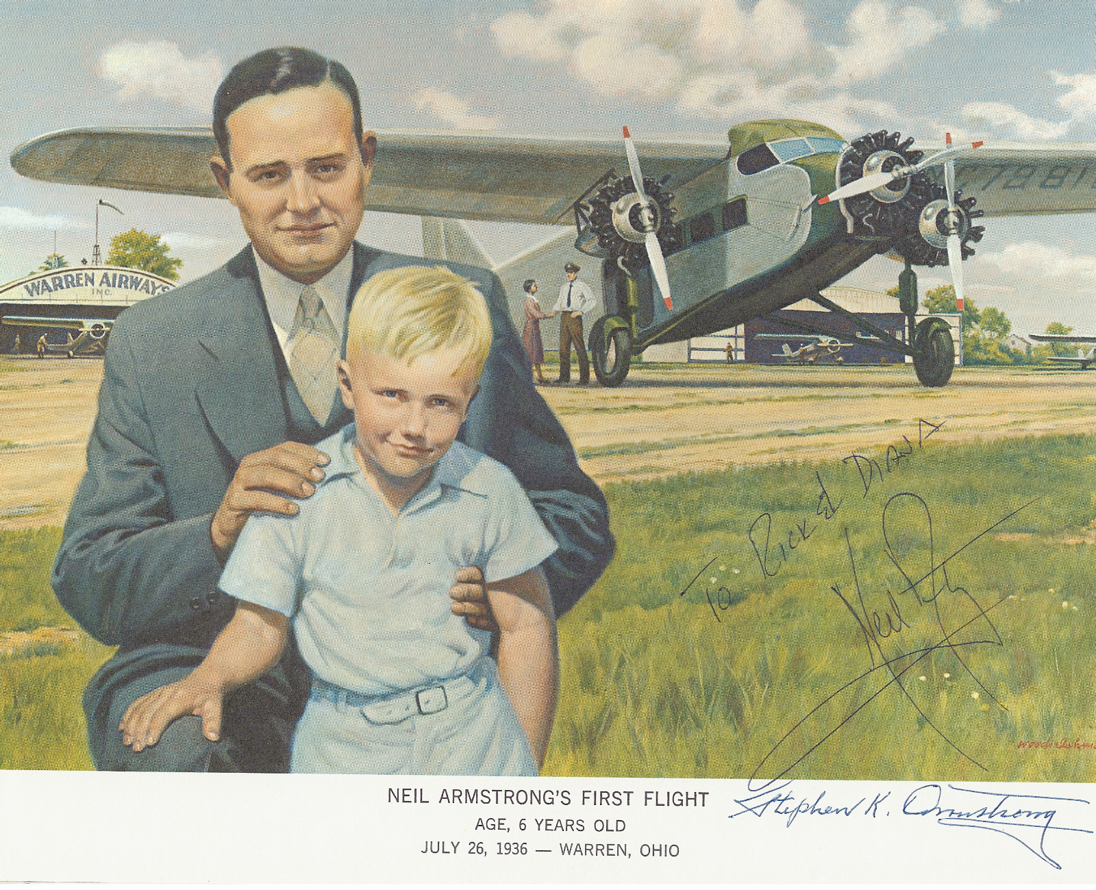 Neil Armstrong First Flight (page 4) - Pics about space