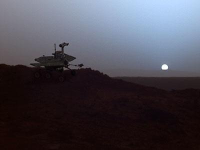 spirit spacecraft images of a mer - photo #13