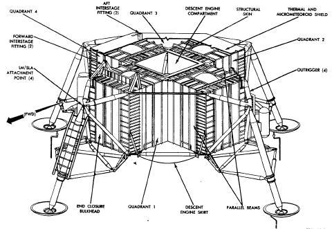 luna spacecraft drawings - photo #40