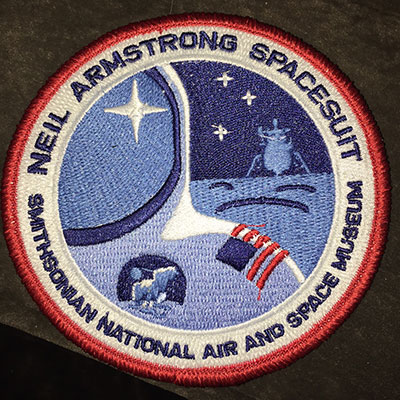 Pin on Houston 511 Cub Scouts |Neil Armstrong Suit Badge