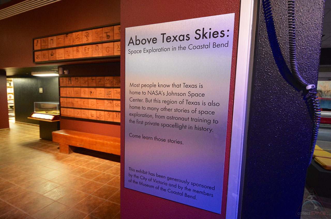Museum of the Coastal Bend: Above Texas Skies ...