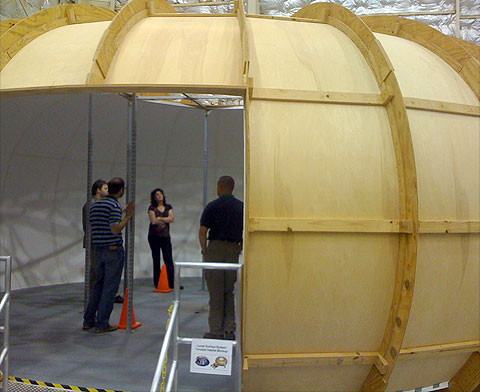 inflatable spacecraft habitat - photo #26