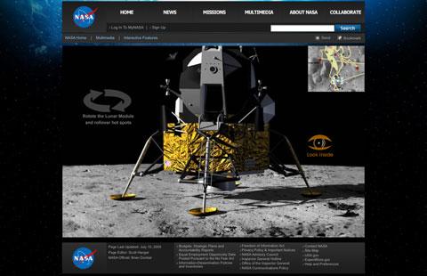 apollo 11 moon landing an interactive space exploration adventure - photo #16