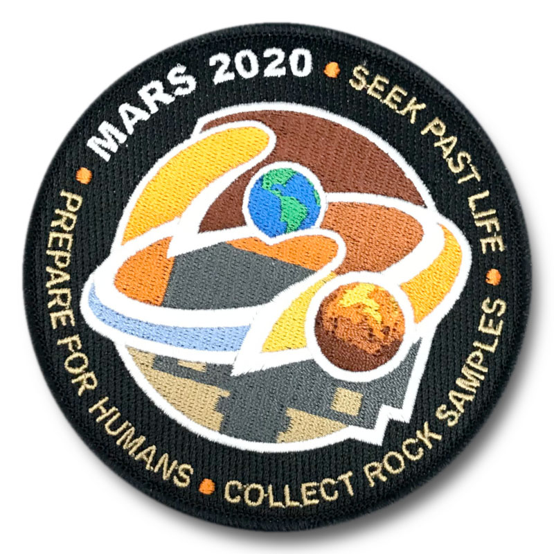 mars exploration rover mission patch - photo #13