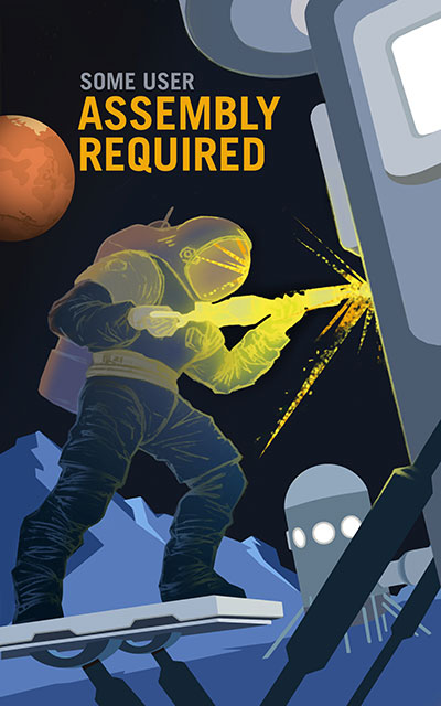 Nasa S Mars Explorers Wanted Art Posters Collectspace