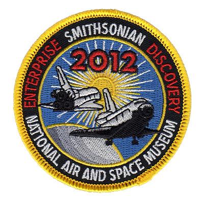 space shuttle enterprise patch - photo #5