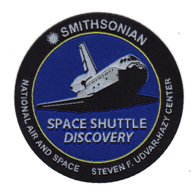 space shuttle enterprise patch - photo #20