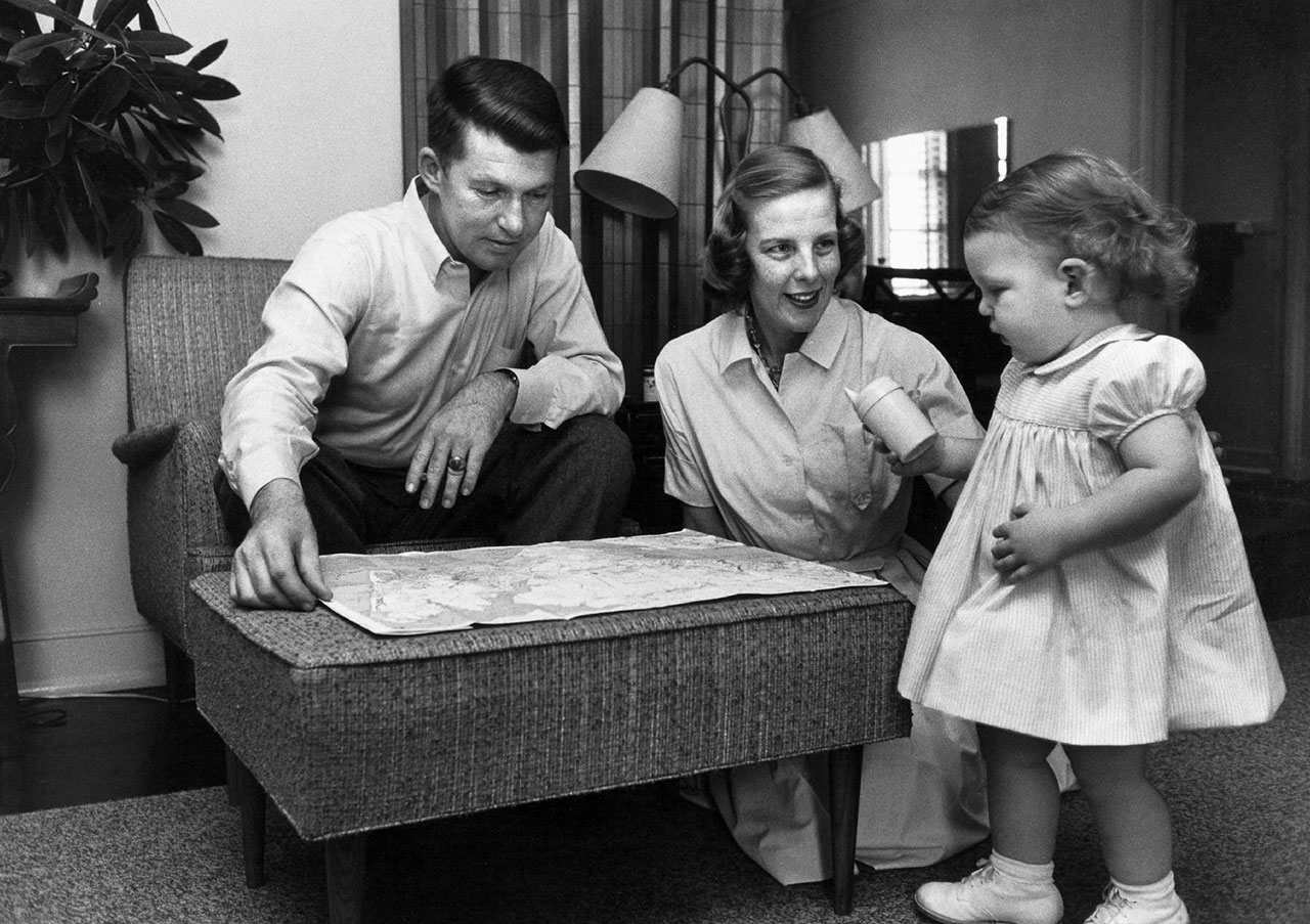 Jo Schirra, wife of Wally Schirra (1924-2015 ...