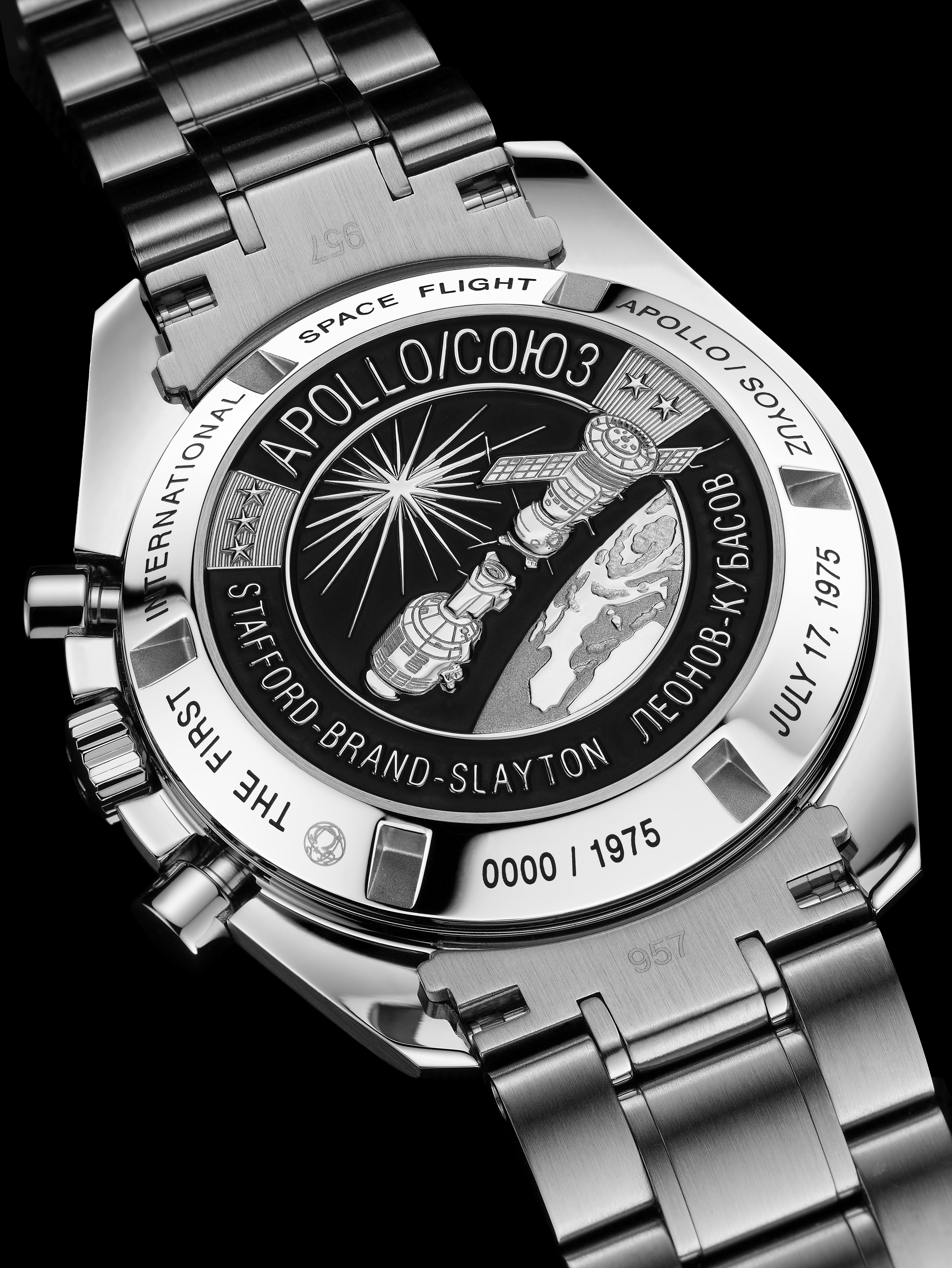 [Releases] Omega Speedmaster space watches - collectSPACE ...