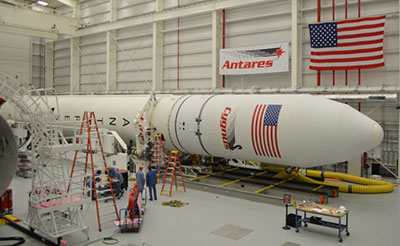 orbital sciences prometheus spacecraft - photo #35