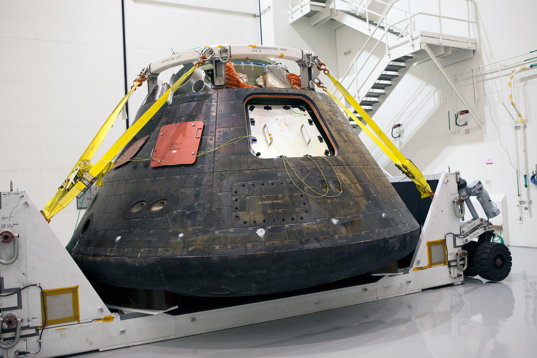 Nasa S Orion Exploration Flight Test Eft 1 Collectspace Messages