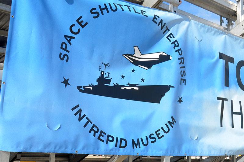 space shuttle enterprise patch - photo #29