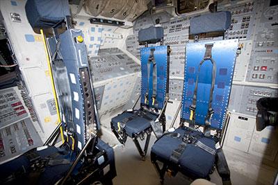 space shuttle seats - photo #26