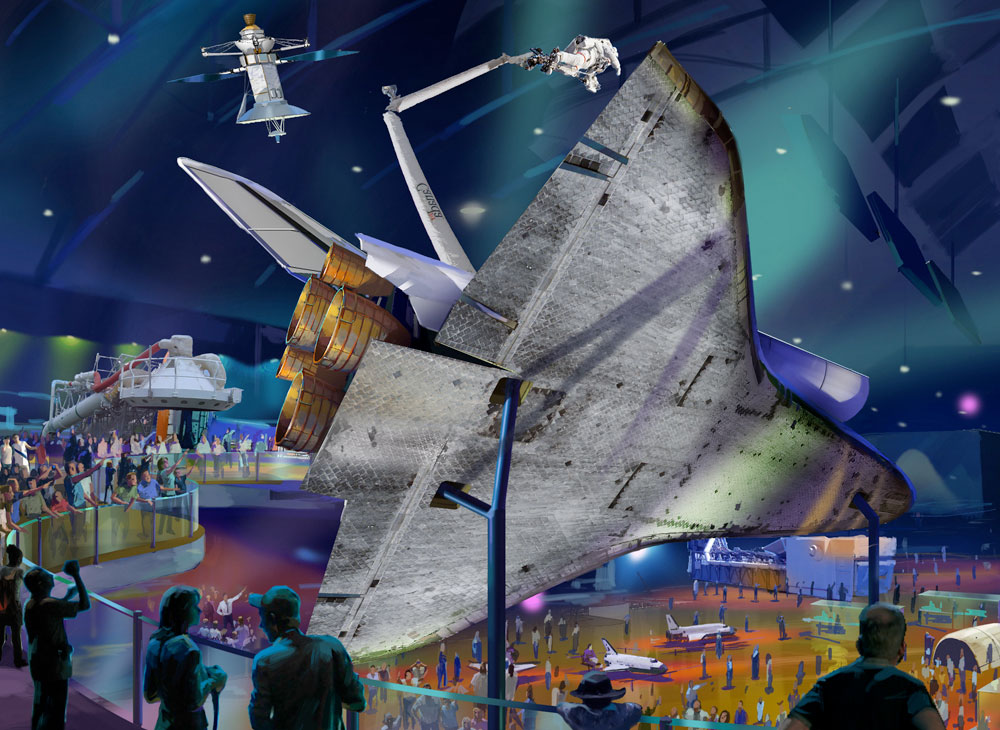 where is space shuttle atlantis now - photo #48