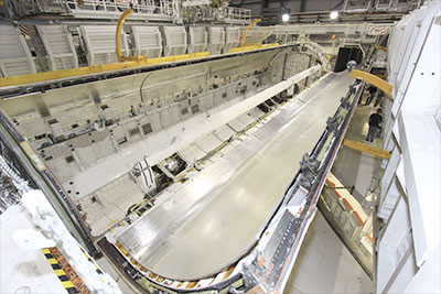space shuttle payload bay doors - photo #47