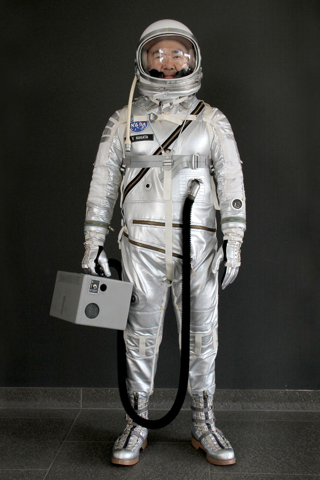 Ryan Nagatas Mercury And Apollo Spacesuits Collectspace Messages