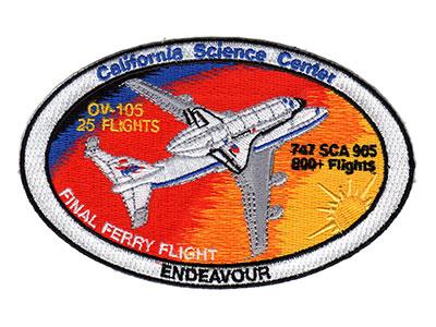 space shuttle enterprise patch - photo #17