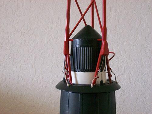 Custom Gi Joe Mercury Launch Escape System Collectspace