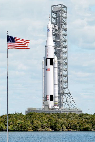 NASA Heavy Lift Launch Vehicle (page 2) - Pics about space
