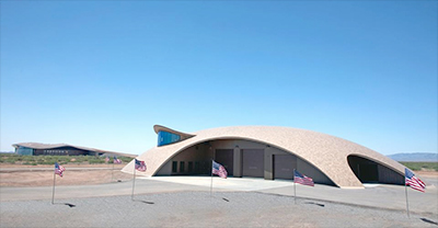 Spaceport America (Sierra County, New Mexico) - collectSPACE: Messages