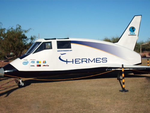 hermes space shuttle - photo #4