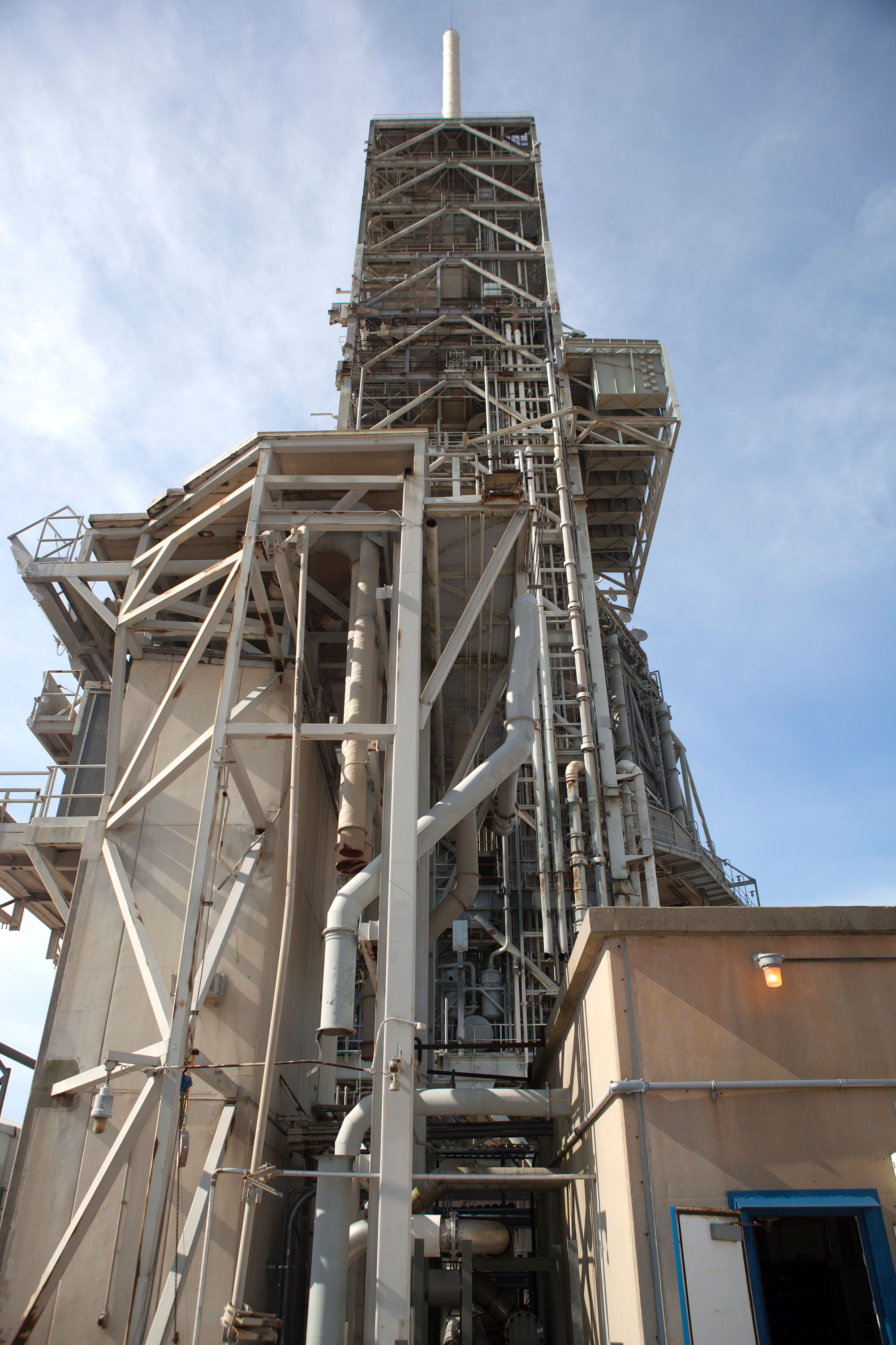 SpaceX use of Kennedy Space Center Pad 39A - collectSPACE ...