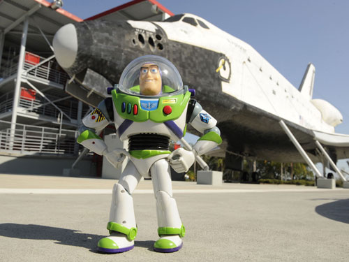 Toys In Space Buzz Lightyear On The Iss Collectspace Messages