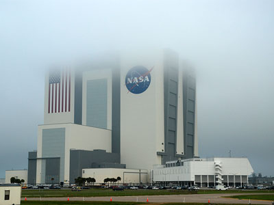 NASA Assembly Building Rain Clouds (page 2) - Pics about space