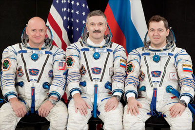 Úton az új orosz űrhajó