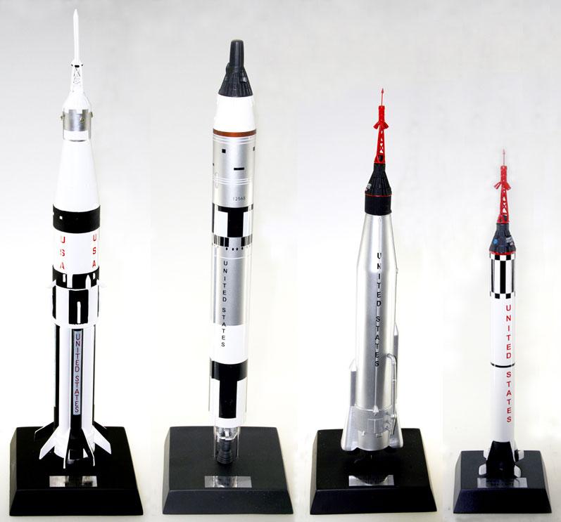 nasa redstone rocket model - photo #14