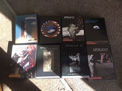 FS: Multiple Spacecraft Films DVD sets - collectSPACE ...