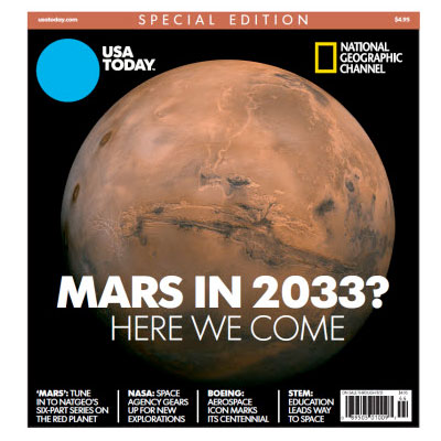 usa today on planet mars - photo #1