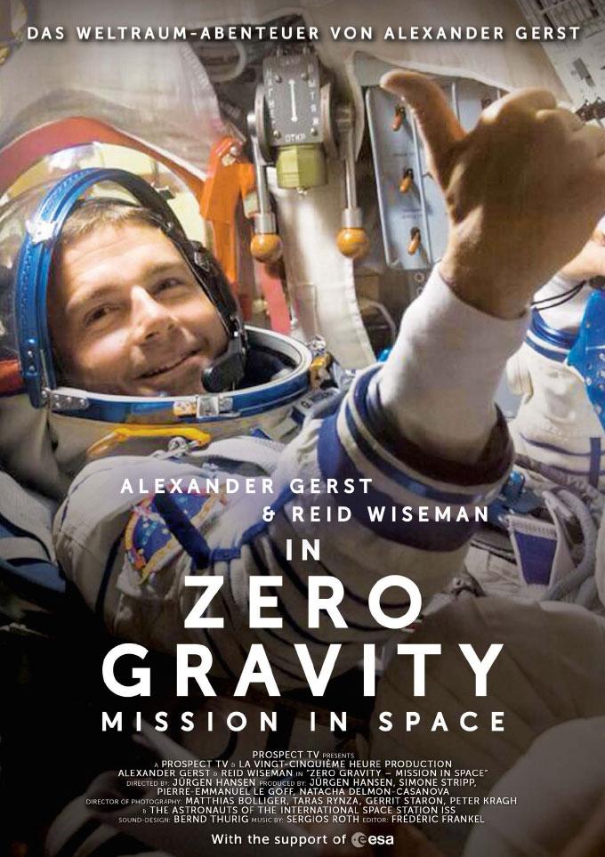 Zero gravity mission in space jurgen hansen - Gravity movie 4k ...