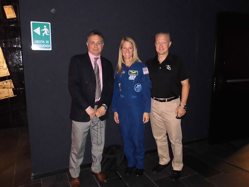 Sightings Astronaut Appearance Calendar Collectspace