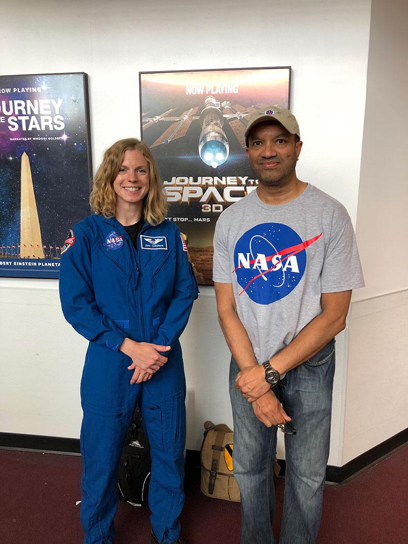 Sightings | Astronaut Appearance Calendar | collectSPACE